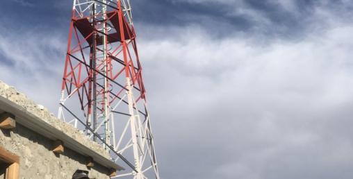 कोरलामा मोबाइल बीटीएस सञ्चालन