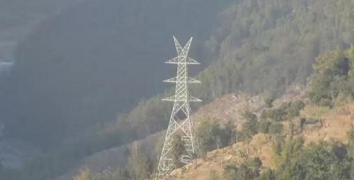 प्रसारण लाइन निर्माणका लागि सात टावर तयार
