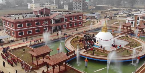 लुम्बिनीमा तीन दिने बौद्ध महोत्सव,१६ कार्यपत्रमाथि छलफल हुने