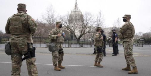 अमेरिकी संसद भवनमा आक्रमण, एक प्रहरी सहित दुईको मृत्यु