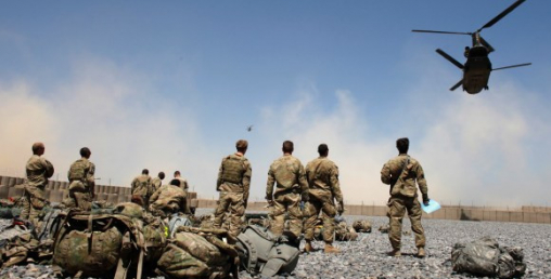 अमेरिकी सैन्य अखडा किर्गिजस्तानबाट पनि भाग्ने