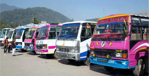 सार्वजनिक यातायात तत्काल सञ्चालन नगर्न सुझाव