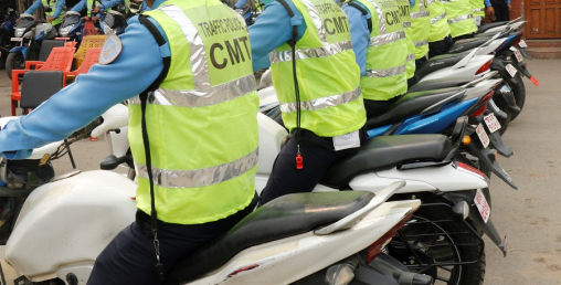 कोरिडोरको सवारी व्यवस्थापन ट्राफिकले खटायो 'सिएमटी'
