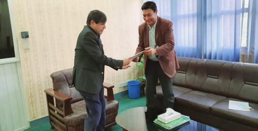 नेपाल चेम्बर अफ कमर्सको कृषि क्षेत्रका २१ बुँदे  सुझाव मन्त्री भुसाललाई