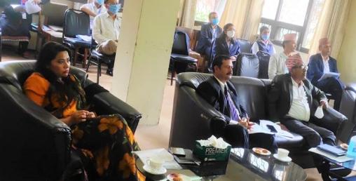नेप्सेमा विदेशी साझेदार भित्र्याउन माग, 'लाभ कर म्यानुअली भर्ने  प्रणालीको अन्त्य'