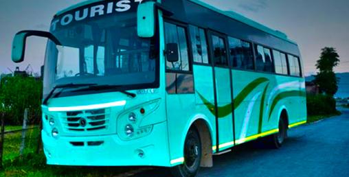दिक्तेल–काठमाडौं पर्यटक बस सेवा सञ्चालन