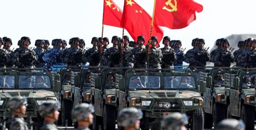 चीनले रक्षा बजेट बढायो, भारतकोभन्दा ३ गुणा बढी