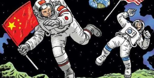 चीनले अन्तरिक्षमा पनि पछार्दै छ अमेरिकालाई
