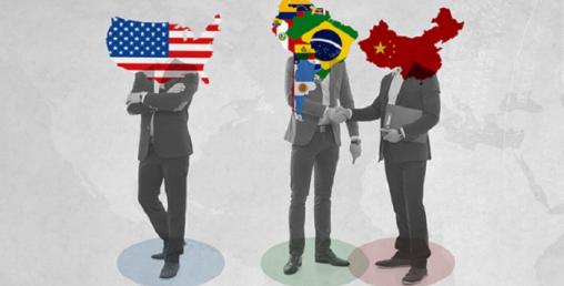अमेरिकाको नाकैमुनि चीनको अखडा !