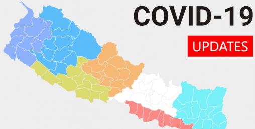 आज कुन जिल्लामा कति संक्रमित थपिए ? (विवरणसहित)