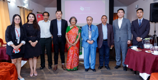 हुवावेद्धारा नेपालमा सिड्स फर द फ्युचर कार्यक्रम शुरुवात