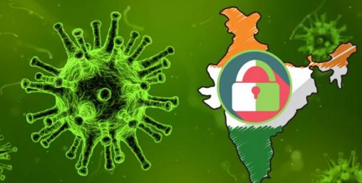 विश्वकै उच्च संक्रमित हुने मुलुकमा भारत तेस्रो स्थानमा उक्लियो