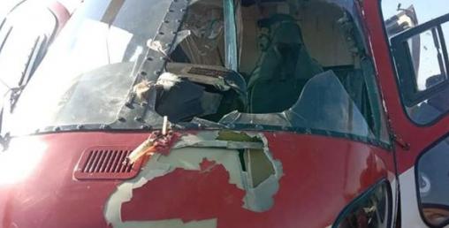 चरासँग ठोक्किएपछि कैलाश एयरको हेलिकप्टर आकस्मिक अवतरण