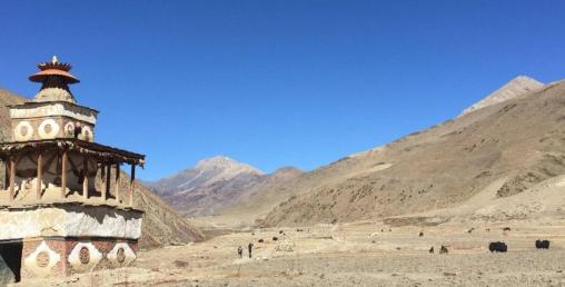 तिब्तीयन लुटेराले डोल्पाको गुम्बाको बहुमूल्य मूर्ति चोरे
