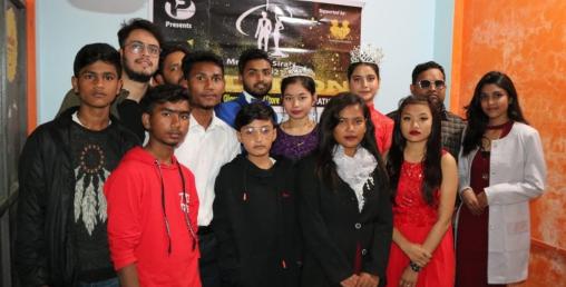 मिस्टर एण्ड मिस सिरहा २०२१ को ताज चिराग र बन्जितालाई