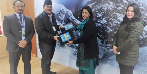 कुमारी बैंक र जीवन्त एडभान्स काठमाडौं इमेजिङ्गबीच सम्झौता