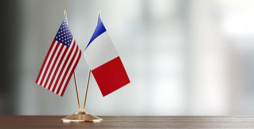 अमेरिकाद्वारा फ्रान्सेली उत्पादनमा कर वृद्धि गर्ने घोषणा