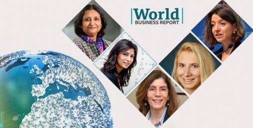 विश्वस्तरीय वित्तीय संस्था हाँक्दै महिला अर्थशास्त्री